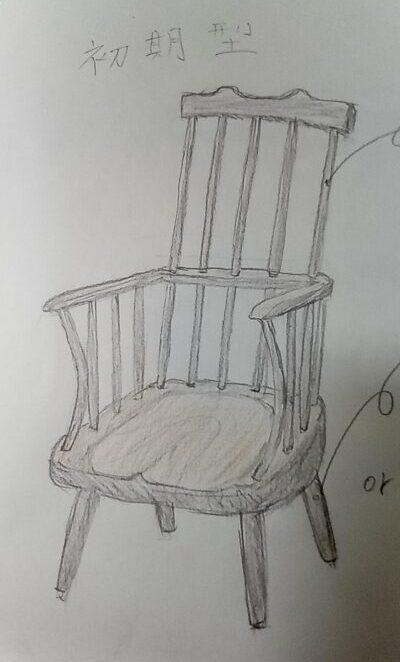 手描き ウィンザー
